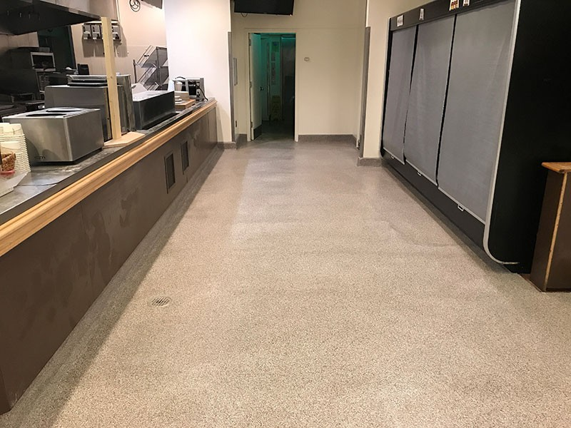 Dartmouth: Finished Floor