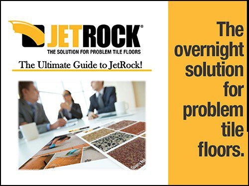 JetRock eBook - Guide to JetRock Flooring